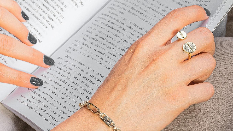 中指 指輪