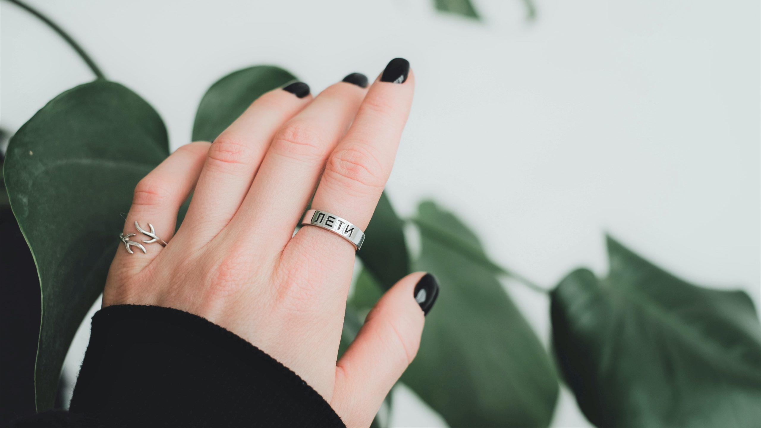 小指 指輪