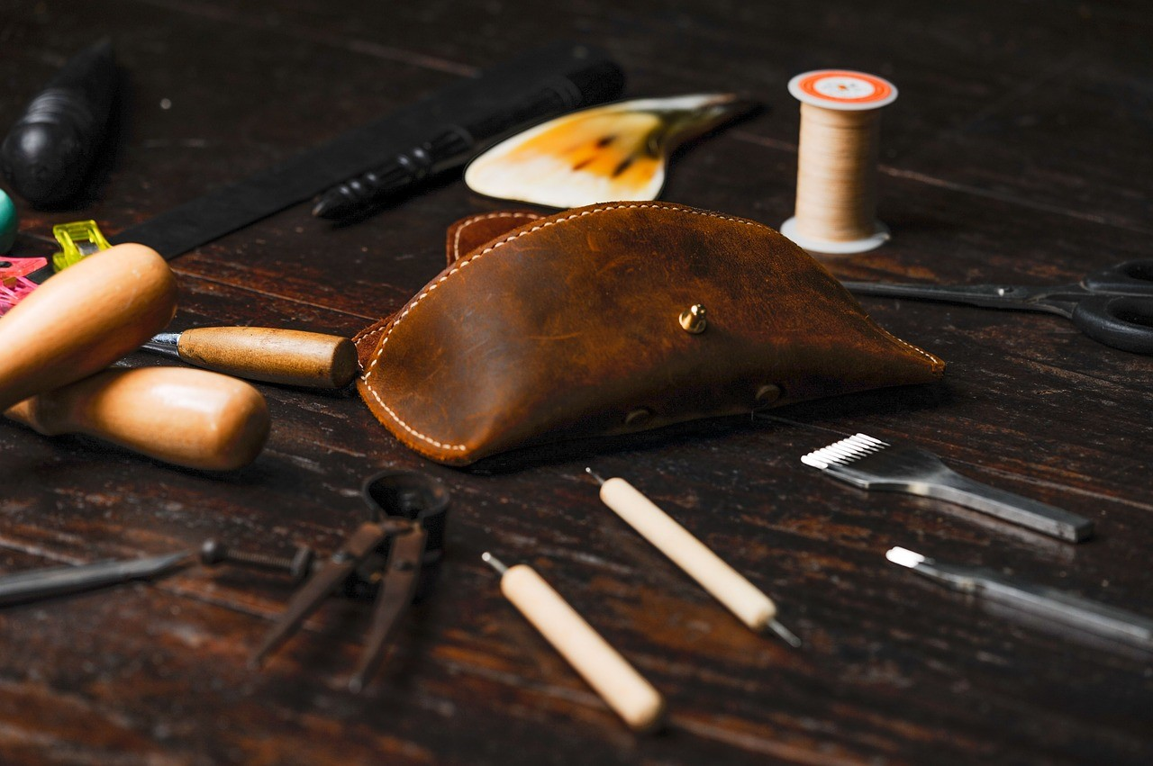 ハンドメイドの道具