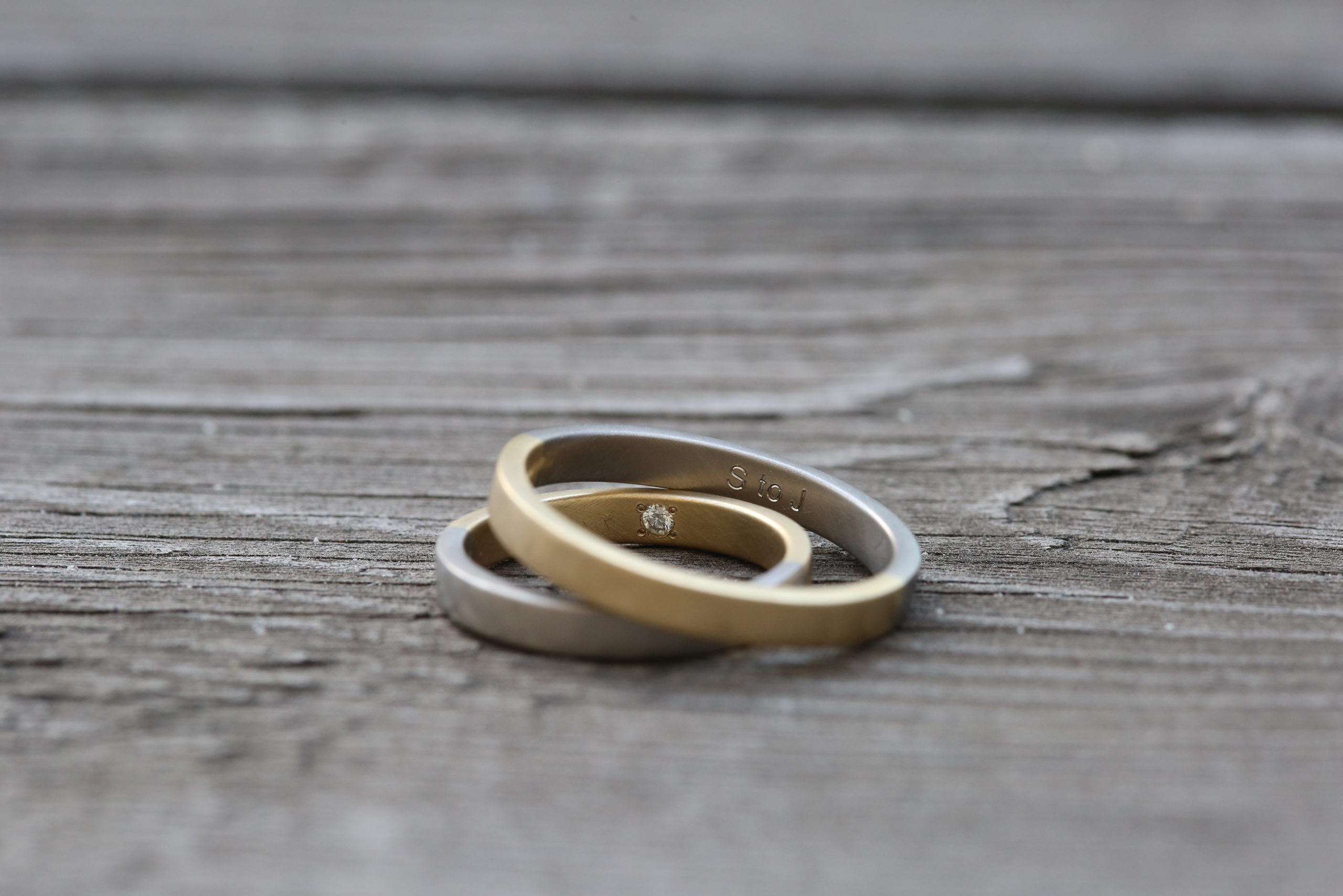 東京指輪工房の指輪