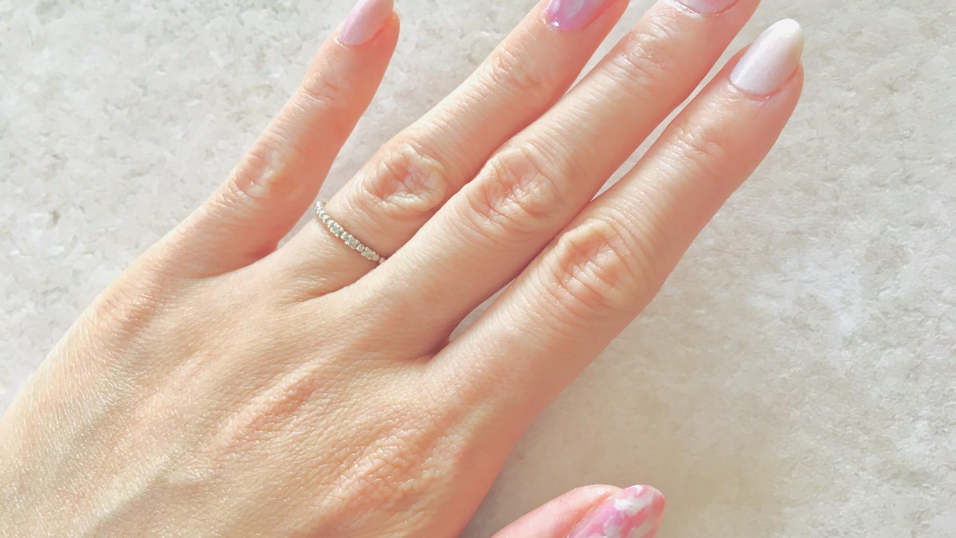 結婚指輪 買い替え
