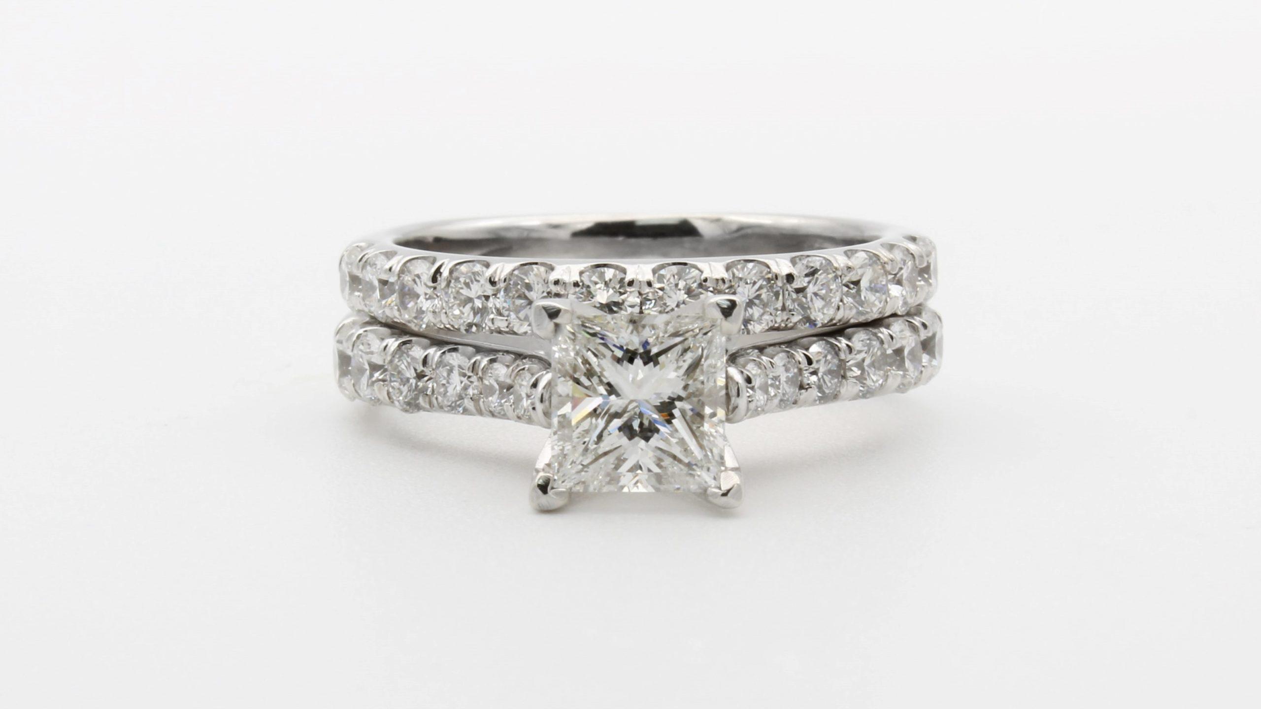 メレダイヤ 指輪